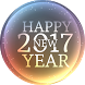 Happy New Year 2017 Collage by stationar