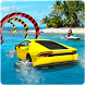 Water Car Surfer Driving: Floating Car Racing Game by LagFly