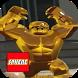 Sphene LEGO Big Beast Monster by Sharca-Lie