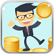 Collect Money by JahNet Dev
