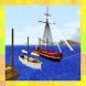 Boat Minecraft mod by Pangzhun