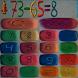 Пластилиновый калькулятор by Olelucoye