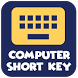 Shortcut Keys Master - Computer shortcut keys app by Crafty Studio