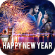 Happy New Year Photo Frame 2018 by Creative Tool Apps