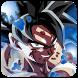 Ultra Instinct Goku FanArt by Twinsapp
