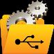 OTG Disk Explorer by DroidKitchen.com
