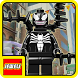 Jewels of LEGO Black spider