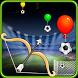 Balloon Bow Arrow Football Cup by Zabuza Labs