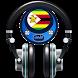 Radio Zimbabwe by blue sky