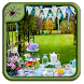 Garden Party Decorations by Black Arachnia