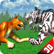 Big Cat Fighting Simulator 2018: Angry Wild Beasts by Animals Arena