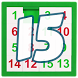 15 puzzle slide puzzle number by djapps