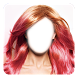 Ombre Hair Style Beauty Salon by Photo Montage Studio