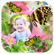 Butterfly Photo Frames by iStar apps