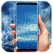 Raindrops Live Wallpaper HD