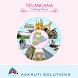Telangana Visiting Places by Aakruti Solutions