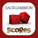 Backgammon Scores PRO by Babarusi Cristian