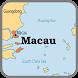 Macau Map by world map HD information