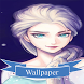 Frozen Wallpaper Elsa And Anna by Rizqie Agung
