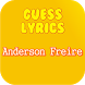 Guess lyrics: Anderson Freire by Games Station4U