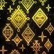 Luminous textile LW03 by Inline planning Co., Ltd.