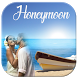 Honeymoon Couple Photo 2017 by Silver Media App