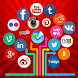 All Social Networks by Social Networks