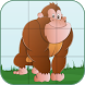 Jungle Animals Tile puzzle by Visual Mobile Apps