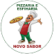 Pizzaria Esfiharia Novo Sabor by Ímã Digital