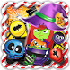 Spooky Halloween Match 3 Puzzle by Zombie-Snow