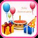 Mensagens de Aniversário em HD by Apps Lucky