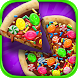 Candy Dessert Pizza Maker Free by Detention Apps