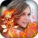 Fire Effect Photo Editor by Framozone