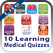 10 Learning Medical Quizzes + by ITRD