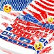 American Keyboard by T-Me Themes Center