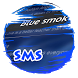 Blue smoke S.M.S. Skin by Electric neon