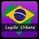 Legião Urbana Letras by Andrea Fabian