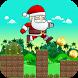 Happy Santa: Run Adventure 2017 by SmartDevGamerz