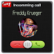 Fake Call From Freddy Krueger Christmase Prank by VaraN-PranK