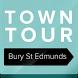 Bury St Edmunds Town Tour by Jabu Designs