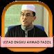 Ceramah Engku Ahmad Fadzil by Didu Studio Muslim