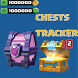 Chest tracker for Clash royale by GuruGuidZ