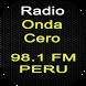 Radio Onda Cero PERU by SuperApps2016
