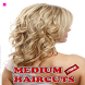 Medium Haircuts by freebird