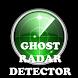 Ghost radar detector by Games Brundel