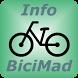 Info BiciMad by Taranus