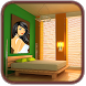 Bedroom selfie photo frame by Fashion Club