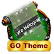 Lyre Hologram GO SMS by Rich Themes