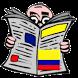 Periódicos Colombianos by litoteam873