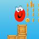 Red Ball Run Jump Game by Görkem Pehlivan